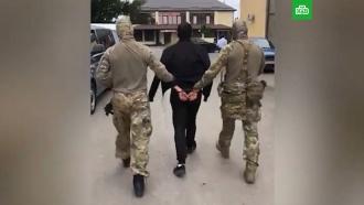 Втрех регионах задержаны члены террористического сообщества