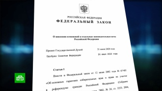 Путин подписал закон омногодневном голосовании