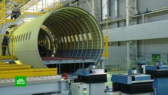 Как собирают пассажирский Ил-114 на военном заводе
