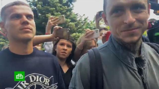 Адвокаты потребовали полностью оправдать Кокорина и Мамаева.драки и избиения, знаменитости, приговоры, скандалы, суды, футбол.НТВ.Ru: новости, видео, программы телеканала НТВ