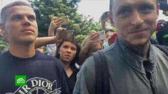 Адвокаты потребовали полностью оправдать Кокорина и Мамаева