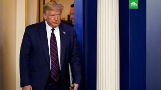 Не так поняли: Трамп отказался от идеи переносить выборы
