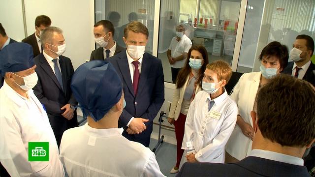 Мурашко: вакцинация от коронавируса будет бесплатной.Минздрав, болезни, коронавирус, эпидемия.НТВ.Ru: новости, видео, программы телеканала НТВ