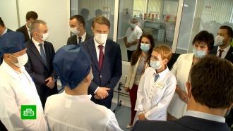 Мурашко: вакцинация от коронавируса будет бесплатной
