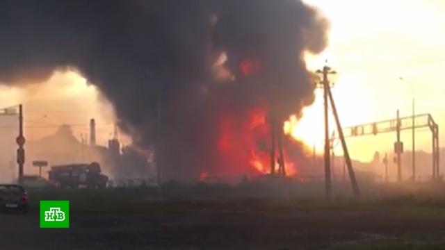 Взрыв на АЗС на Кубани: 6 человек получили ожоги из-за забывчивого водителя.АЗС, Краснодарский край, взрывы, взрывы газа, пожары.НТВ.Ru: новости, видео, программы телеканала НТВ