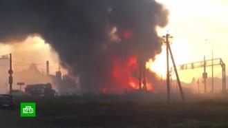 Взрыв на АЗС на Кубани: 6человек получили ожоги <nobr>из-за</nobr> забывчивого водителя