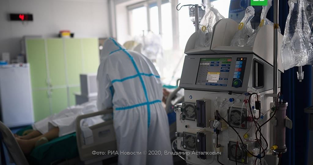Число умерших пациентов с COVID-19 в России превысило 14 тысяч