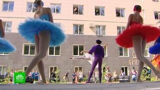 Исцеление «Лебединым»: как петербургский балет поддерживает тяжелобольных детей