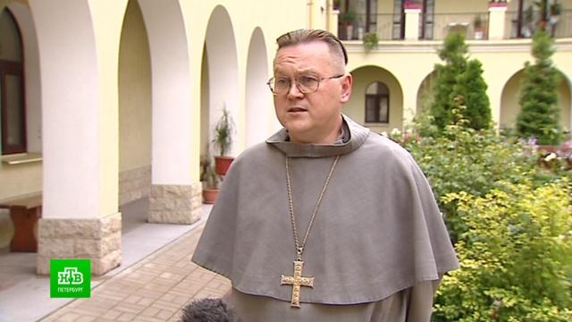 Католическим епископом впервые стал русский.Санкт-Петербург, католицизм.НТВ.Ru: новости, видео, программы телеканала НТВ