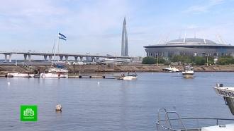 Профсоюзы попросят губернатора спасти старейший яхт-клуб Петербурга