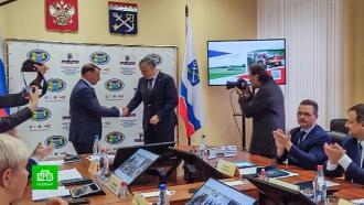 Губернатор Дрозденко вновь поборется за пост главы Ленобласти