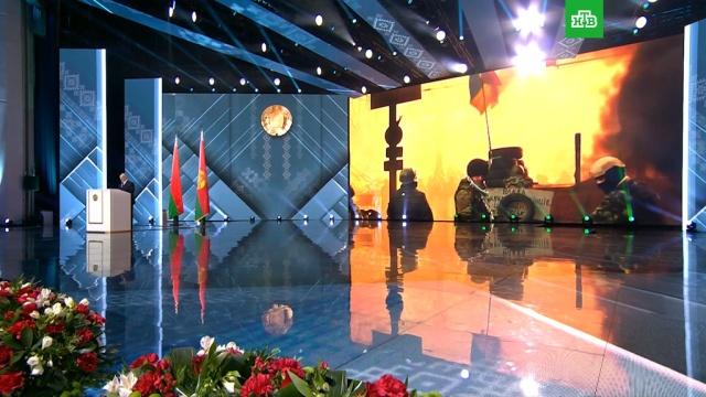 Лукашенко заявил, что планета скатывается кпропасти.Белоруссия, Лукашенко, коронавирус.НТВ.Ru: новости, видео, программы телеканала НТВ