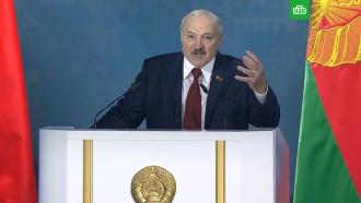 Лукашенко назвал соперников на выборах «несчастными девочками» и «фанерными марионетками»