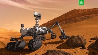 Посланник Земли на Марсе: история Curiosity