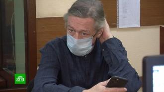 Ефремов обиделся на слова адвоката о«похрюкивании» всуде.НТВ.Ru: новости, видео, программы телеканала НТВ