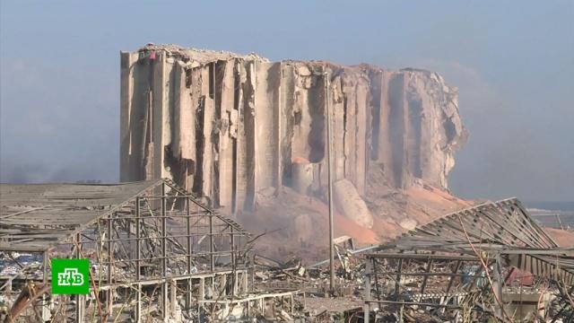 Цепь трагических ошибок: что произошло вБейруте.Ливан, взрывы, МЧС, поисковые операции.НТВ.Ru: новости, видео, программы телеканала НТВ