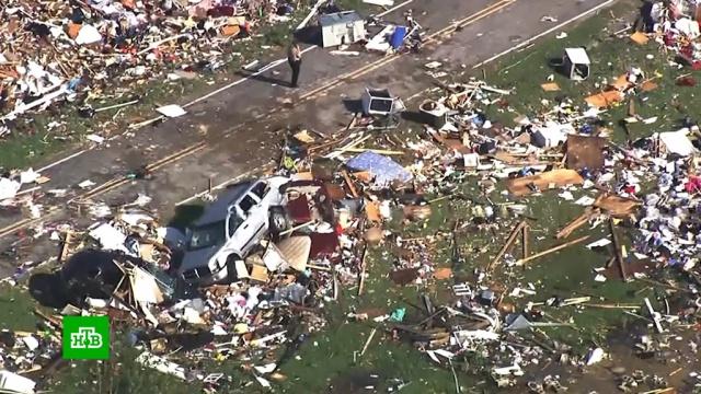 Жертвами тропического шторма в США стали 4 человека.США, стихийные бедствия, штормы и ураганы.НТВ.Ru: новости, видео, программы телеканала НТВ