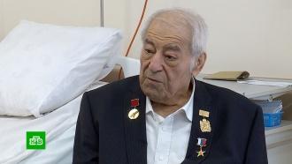 Заслуженный тренер СССР Миндиашвили получил медаль Героя Труда России