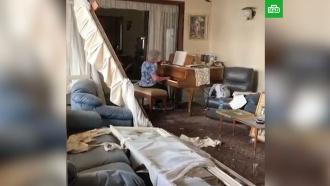 Символ надежды: старушка сыграла на пианино посреди обломков дома вБейруте