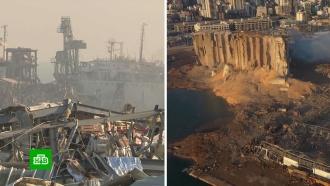 Первые итоги расследования ЧП вБейруте обнародуют 10августа