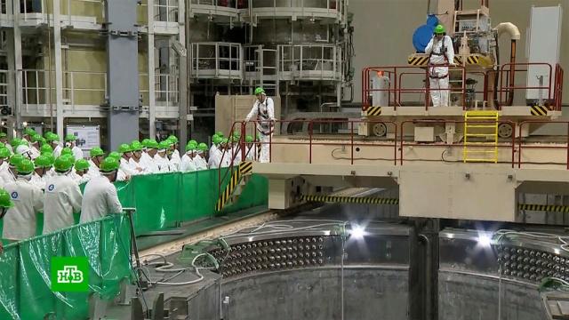«Росатом» начал физический пуск первого блока Белорусской АЭС.Белоруссия, Росатом, атомная энергетика, энергетика.НТВ.Ru: новости, видео, программы телеканала НТВ