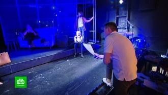 Юлия Ауг возвращается на петербургскую театральную сцену