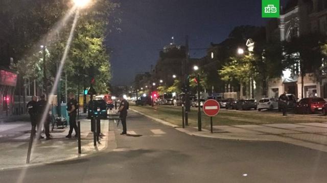 Захвативший заложников вГавре мужчина задержан.Франция, банки, заложники.НТВ.Ru: новости, видео, программы телеканала НТВ