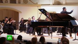 Московская филармония открылась для зрителей концертом Мацуева