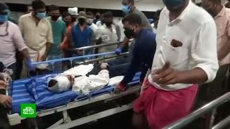Жесткая посадка Boeing 737в Индии унесла 20жизней