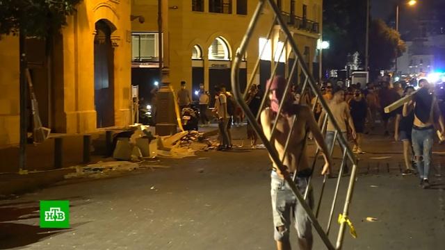 Столкновения между протестующими исиловиками возобновились вБейруте.Ливан, митинги и протесты.НТВ.Ru: новости, видео, программы телеканала НТВ