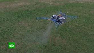 ВРоссии начались испытания первого тяжелого промышленного дрона