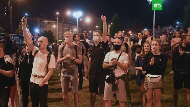 Лукашенко назвал протеcтующих управляемыми из-за границы овцами.Акциями протеста в Белоруссии управляли из третьих стран, в частности из Польши, Чехии и Великобритании, заявил Александр Лукашенко.Белоруссия, выборы, митинги и протесты.НТВ.Ru: новости, видео, программы телеканала НТВ