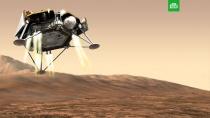 Рогозин: Россия может отправить людей на Марс через 8–10 лет.космос, Марс, Рогозин, Роскосмос.НТВ.Ru: новости, видео, программы телеканала НТВ