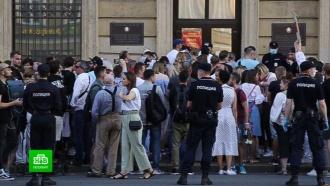 Петербургские белорусы пожаловались на организацию выборов в консульстве