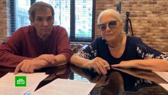 <nobr>Федосеева-Шукшина</nobr> добилась ареста квартиры Алибасова