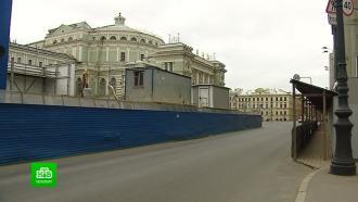 Гергиев высказался против вестибюля метро на Театральной площади