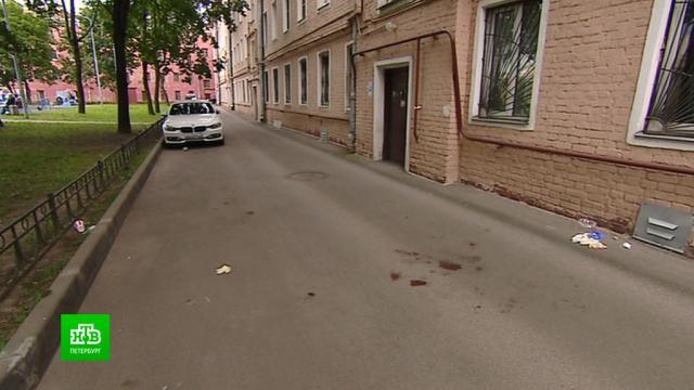 В Питере полицейский при задержании застрелил нападавшего.Санкт-Петербург, Следственный комитет, полиция, стрельба, задержание.НТВ.Ru: новости, видео, программы телеканала НТВ