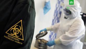 В Москве за сутки умерли еще 11 пациентов с коронавирусом.Число летальных исходов из-за коронавируса в Москве выросло за сутки на 11.Москва, болезни, коронавирус, эпидемия.НТВ.Ru: новости, видео, программы телеканала НТВ