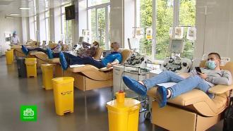 Петербургская станция переливания крови остро нуждается в донорах