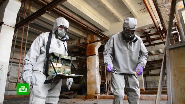 Разработан план очистки отравленного ртутью сибирского города