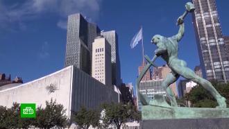 Совбез ООН отклонил резолюцию США по продлению эмбарго на продажу оружия Ирану