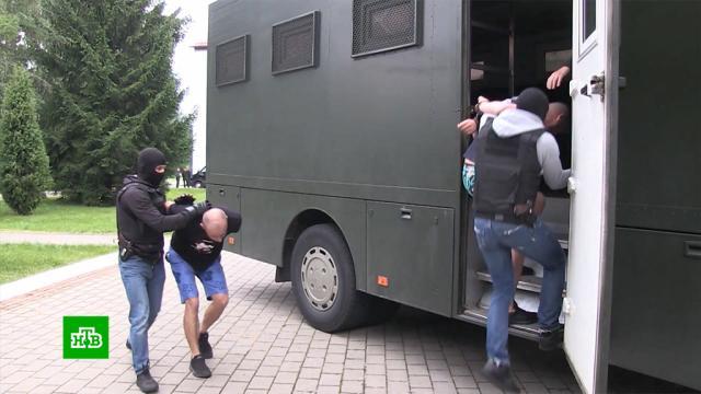 Белоруссия вернула России 32 «боевика ЧВК».Белоруссия, задержание.НТВ.Ru: новости, видео, программы телеканала НТВ