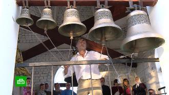 Воронежский звонарь устроил колокольный концерт для жителей города