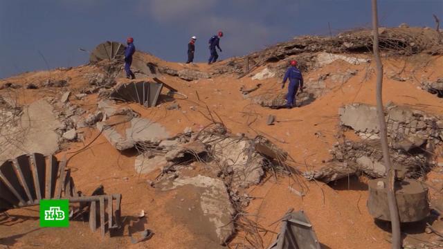 Российские спасатели иврачи покинули Бейрут.Ливан, взрывы, врачи, медицина.НТВ.Ru: новости, видео, программы телеканала НТВ