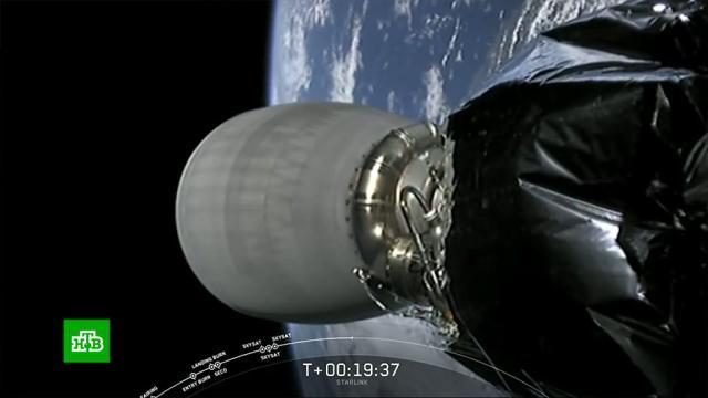 Компания SpaceX установила новый рекорд.Илон Маск, запуски ракет, космос, рекорды.НТВ.Ru: новости, видео, программы телеканала НТВ