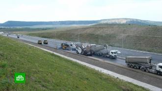 ВКрыму готовятся открыть движение по трассе «Таврида»