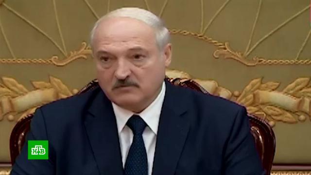 Лукашенко: «терки» на улицах негативно влияют на ситуацию скоронавирусом.Белоруссия, Лукашенко, задержание, митинги и протесты, оппозиция.НТВ.Ru: новости, видео, программы телеканала НТВ