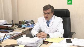 Омские медики попросили немецких врачей объяснить данные об интоксикации Навального