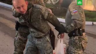 ФСБ сообщила опоимке украинского шпиона вракетных войсках