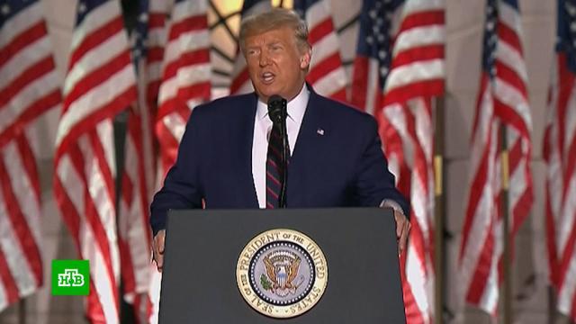 Трамп сравнил демократов срадикалами.США, Трамп Дональд, выборы.НТВ.Ru: новости, видео, программы телеканала НТВ